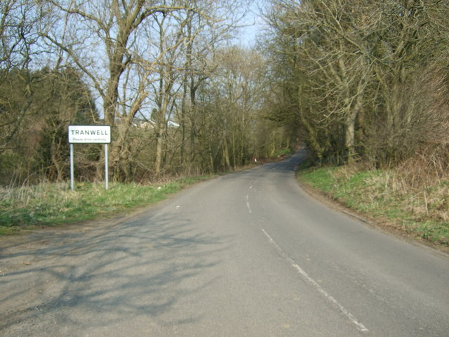 Entering Tranwell