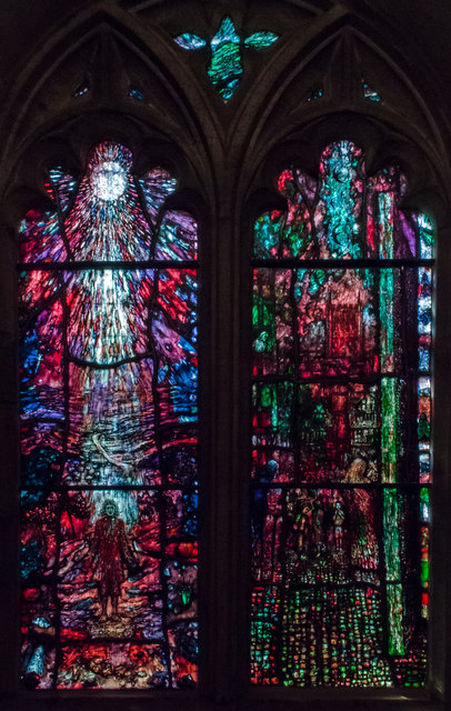 Traherne window 2, Hereford Cathedral