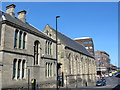 NZ2564 : St. Andrew's RC Church, Worswick Street, NE1 by Mike Quinn