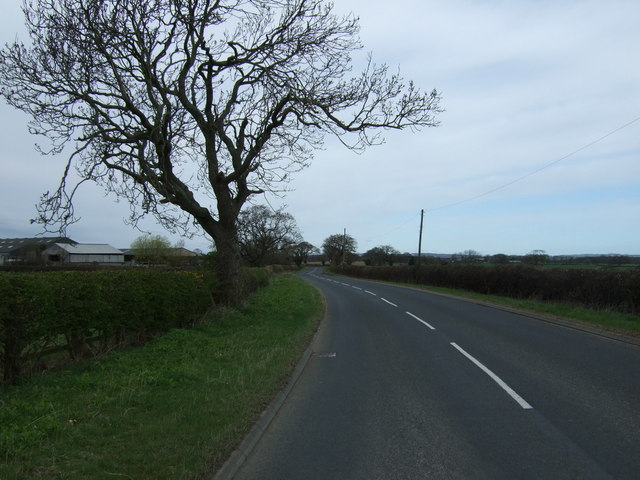 Minor road, West Stobswood