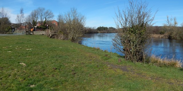 Beside the River Leven