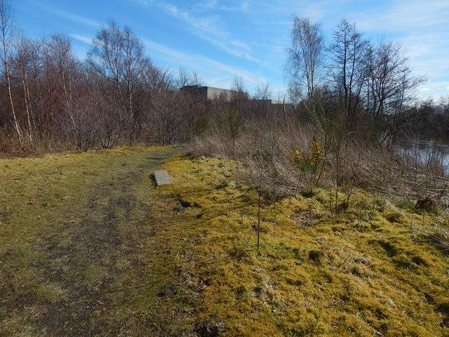 Path around Dalquhurn Point