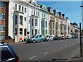 TV4899 : Pelham Place flats, Pelham Road, Seaford by Robin Stott