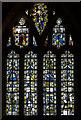 SO5928 : East window, St Mary's church. Foy by Julian P Guffogg