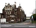 SO5112 : NE corner of Monmouth School by Jaggery