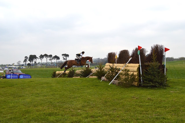 Kelsall Hill Horse Trials: cross-country fences 16/18/20
