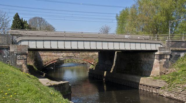 Barfoot Bridge