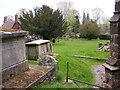 SO7595 : Churchyard View by Gordon Griffiths