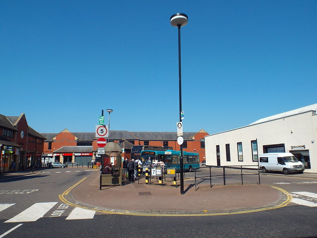 Carlisle Bus Station