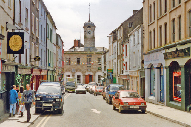 New Ross: South Street to Tholsel, 1993