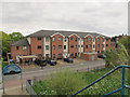 TQ4679 : Sewell Road - new housing by Stephen Craven