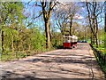SD8304 : Heritage Tramway in Heaton Park by David Dixon