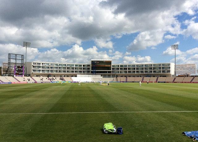 County Cricket At The Ageas Rose Bowl C John Sutton Cc By Sa
