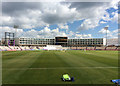 SU4714 : County cricket at The Ageas Rose Bowl by John Sutton