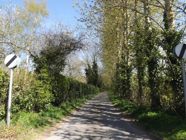 Mill Lane, Weybread