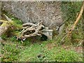 NS3178 : Old well at Ardmore by Lairich Rig