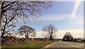 NY4939 : Knowe Farm from the A6 by John Firth