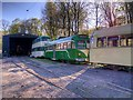 SD8303 : Historic Blackpool Trams at Heaton Park by David Dixon