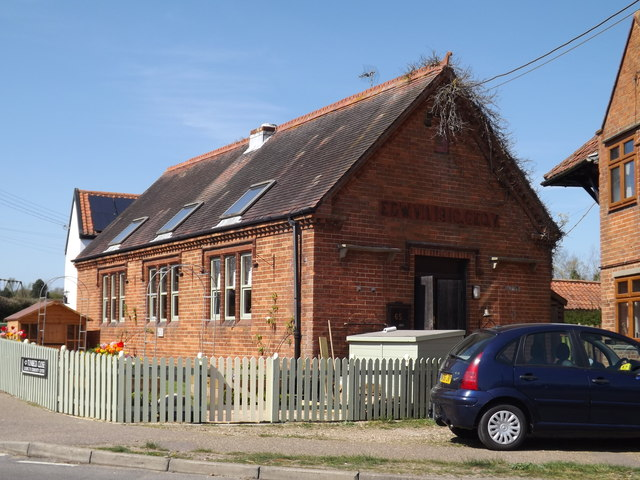 The Old School, Wortwell