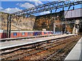 SJ3590 : Platforms 2 and 3 at Liverpool Lime Street Station by David Dixon