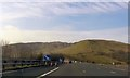 NY6000 : M6 in the Lune Gorge by John Firth