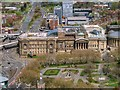 SJ3490 : View from St John's Beacon - The World Museum Liverpool by David Dixon