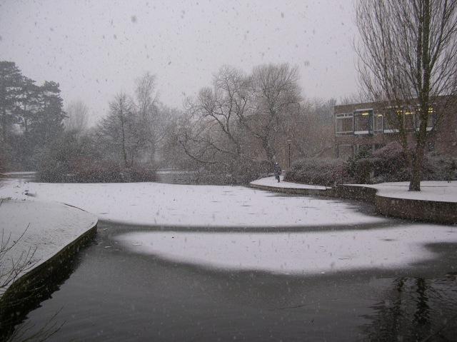 Lake at Derwent