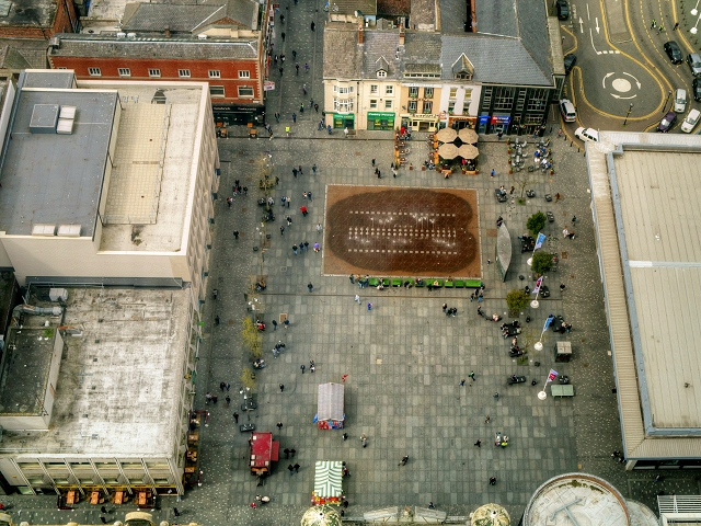 View from St John's Beacon - Williamson Square