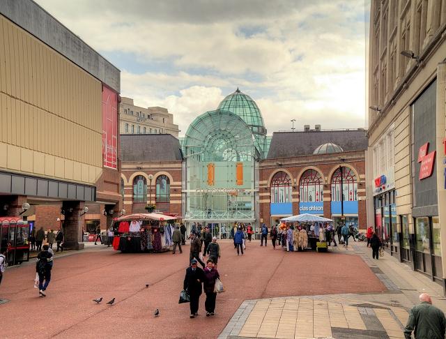 Liverpool, Houghton Street