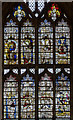 SO7745 : Window N.1, Great Malvern Priory by Julian P Guffogg