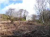 SH6127 : House beside the Taith Ardudwy Way by Jeremy Bolwell