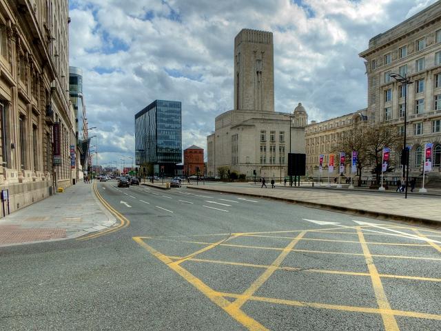 Liverpool, Strand Street