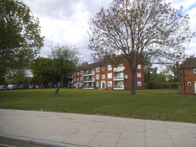 Flats on Haydock Avenue, Northolt