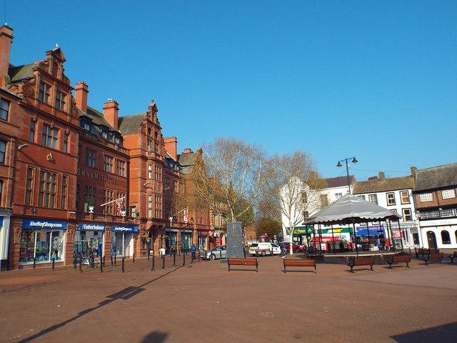 Carlisle Market Place