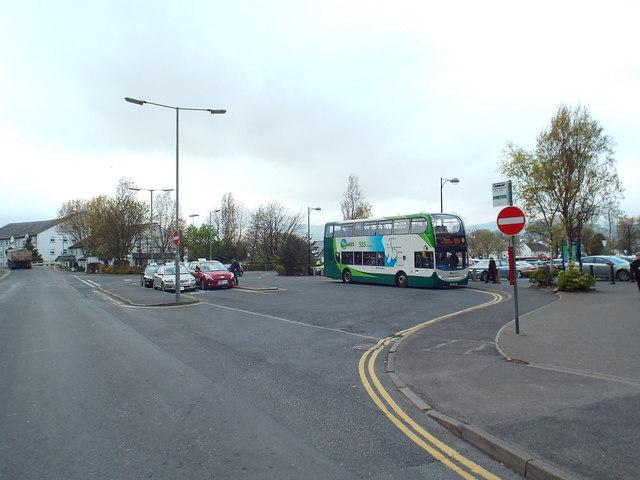 Keswick Bus Station