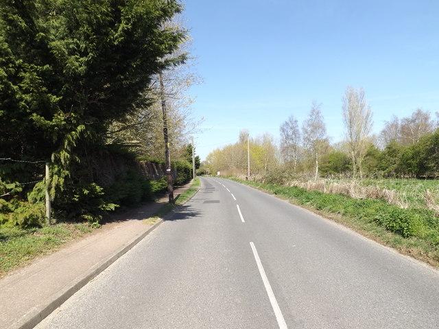 High Road, Wortwell