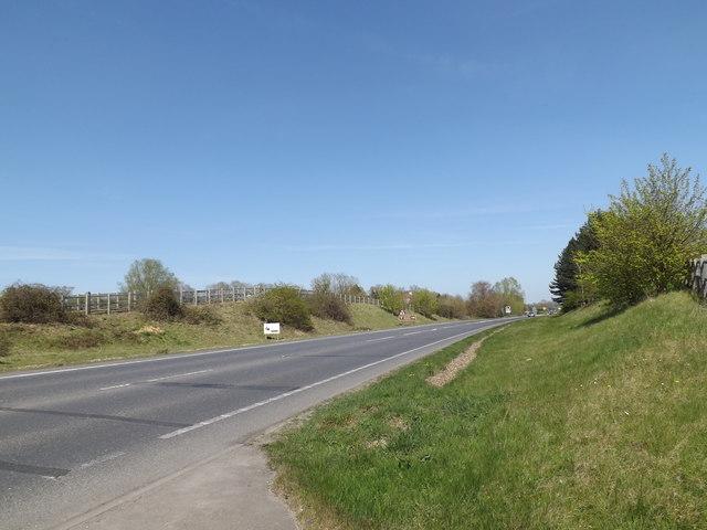 A143 Bungay Road, Homersfield