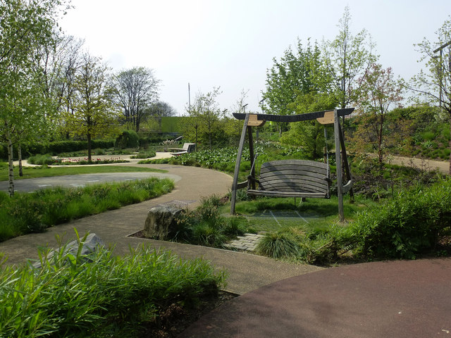 Great British Garden, Queen Elizabeth Olympic Park