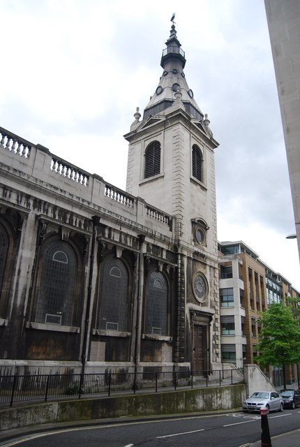Church of St Nicholas Cole Abbey