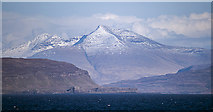 NM5233 : Ben More and A' Chioch by William Starkey