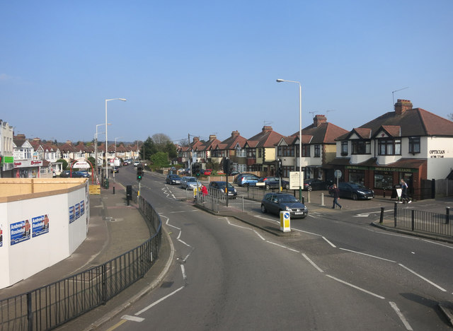 Chase Cross Road, Collier Row