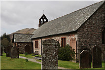 NY1700 : St.Catherine's Church, Eskdale by Peter Trimming