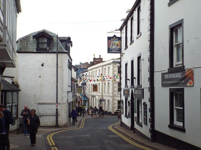 St. John's Street, Keswick