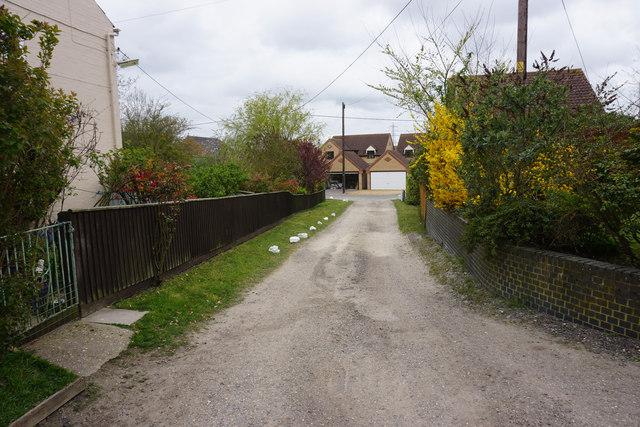 Longmere Lane, Soham