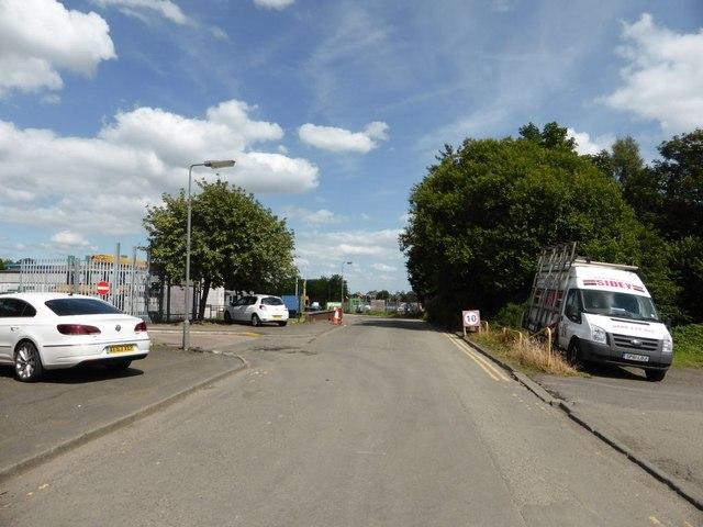 Larbert, Lorne Road