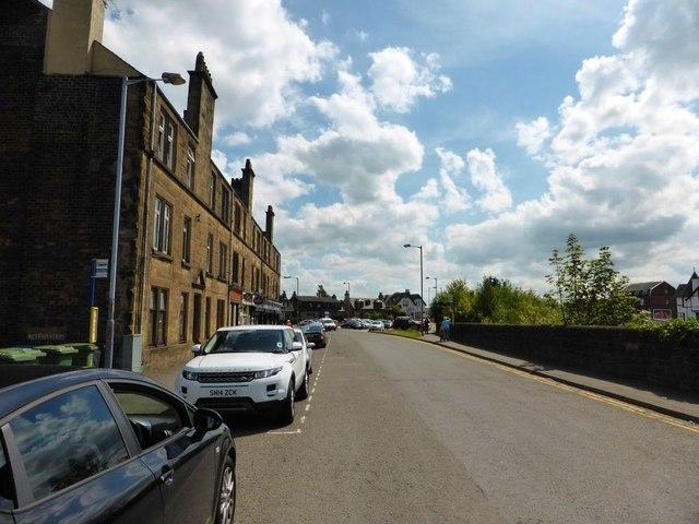 Larbert, Muirhall Road