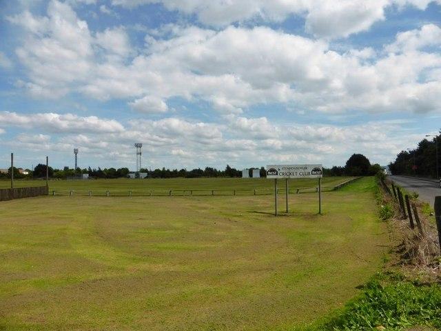 Stenhousemuir cricket ground