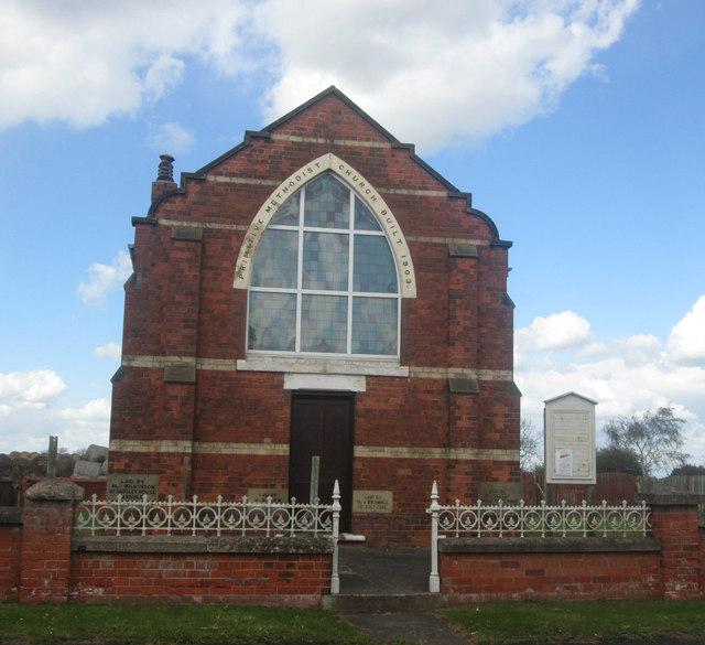 Primitive Methodist Church, Beltoft