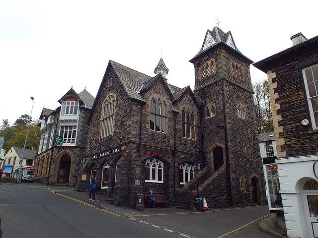 The Market Hall, Ambleside