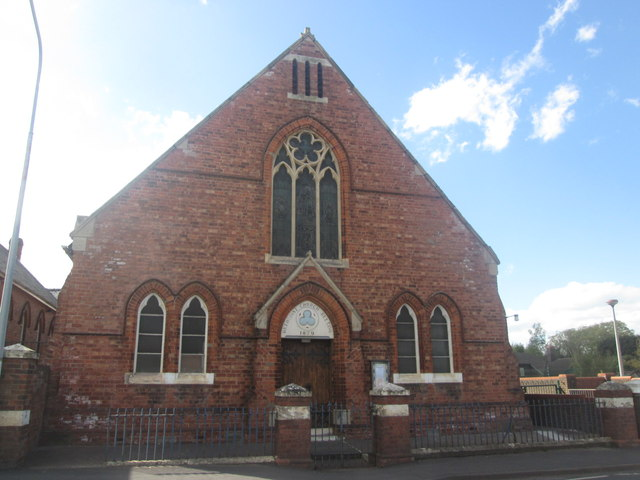 Methodist Church, Belton